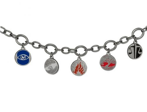 Divergent – Factions Charm Bracelet ***DISCONTINUED***