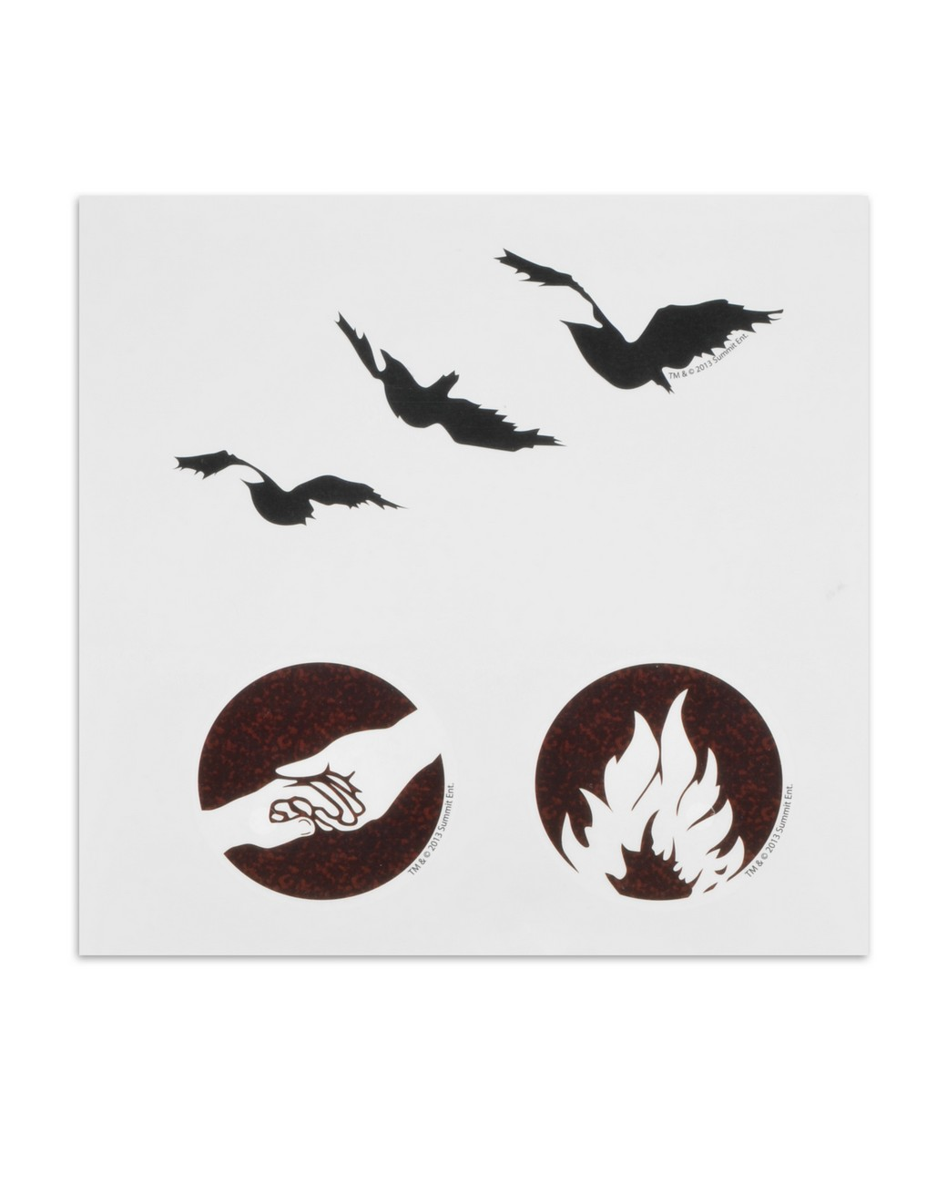 Divergent tris 39 s tattoos temporary tattoos for Divergent tattoo tris