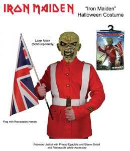 Iron Maiden - Halloween Costume -