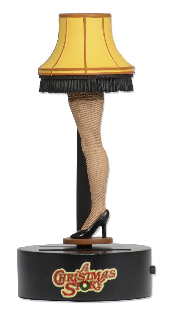 A Christmas Story Body Knocker Leg Lamp | NECAOnline.com