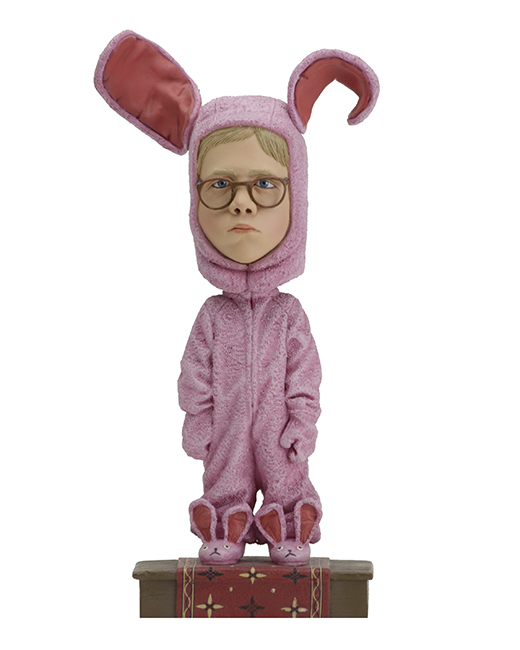 A Christmas Story Bunny Suit.A Christmas Story Head Knocker Ralphie In Bunny Suit