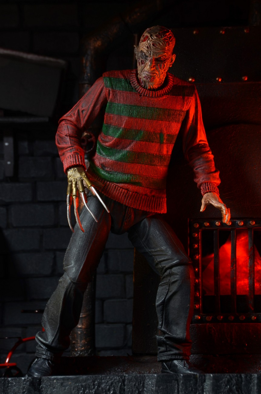 Closer Look A Nightmare On Elm Street 30th Anniversary