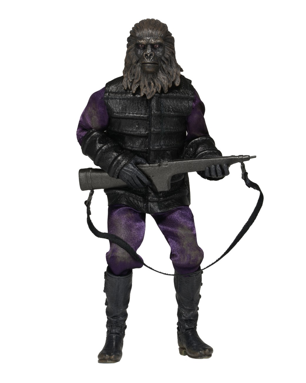 NECA Planet Of The Apes Clothed Gorilla Soldier 8 Inch Action Figure