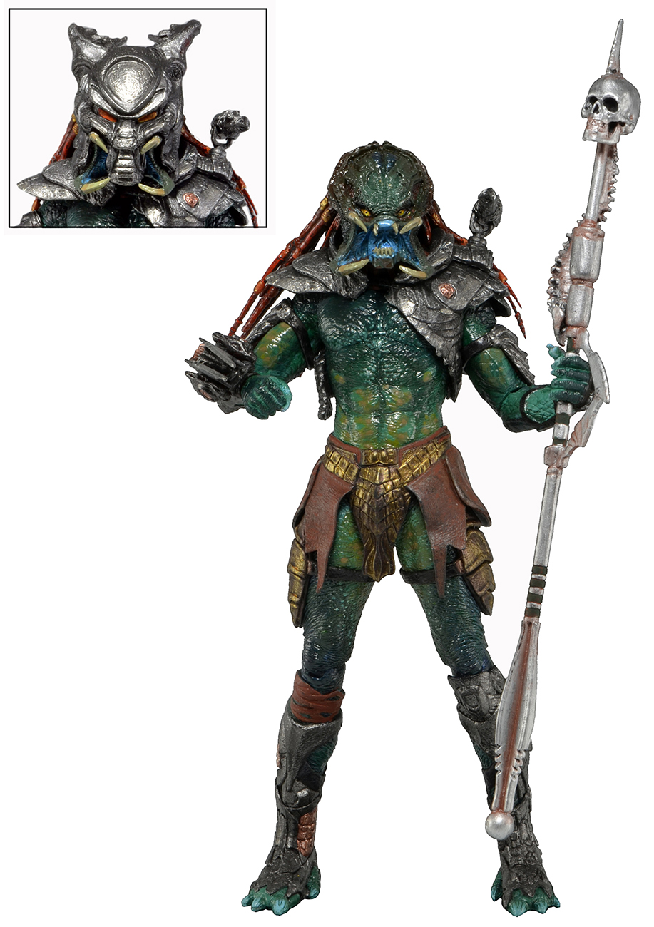 DISCONTINUED – Predator – 7″ Scale Action Figures – Series ...