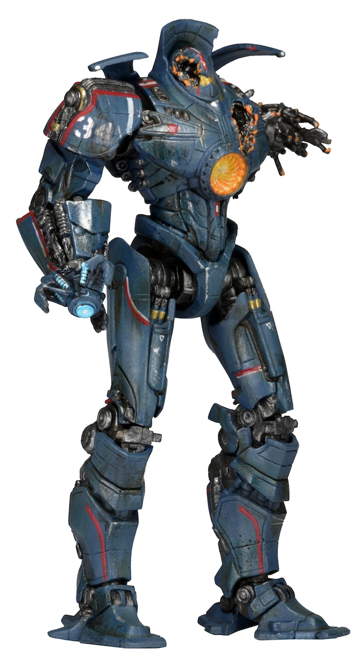 DISCONTINUED – Pacific Rim – 7″ Scale Action Figure ...