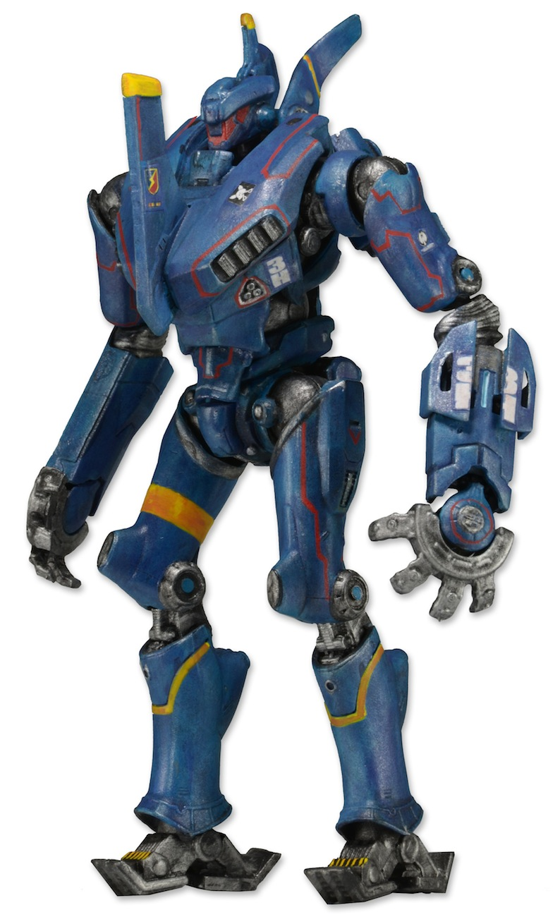 Shipping Pacific Rim Series 5 Jaeger Action Figures And More