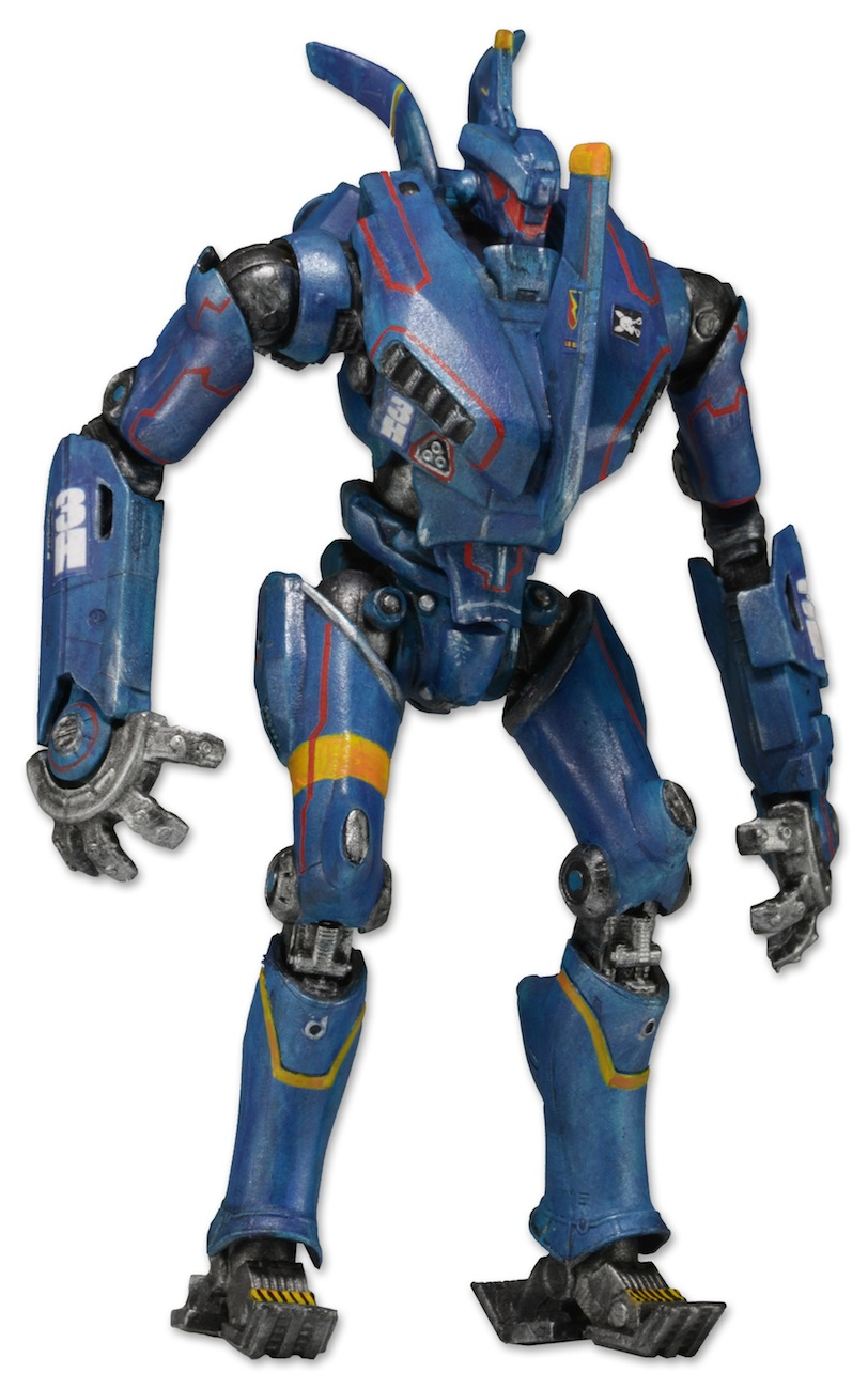 Discontinued Pacific Rim 7 Scale Action Figure