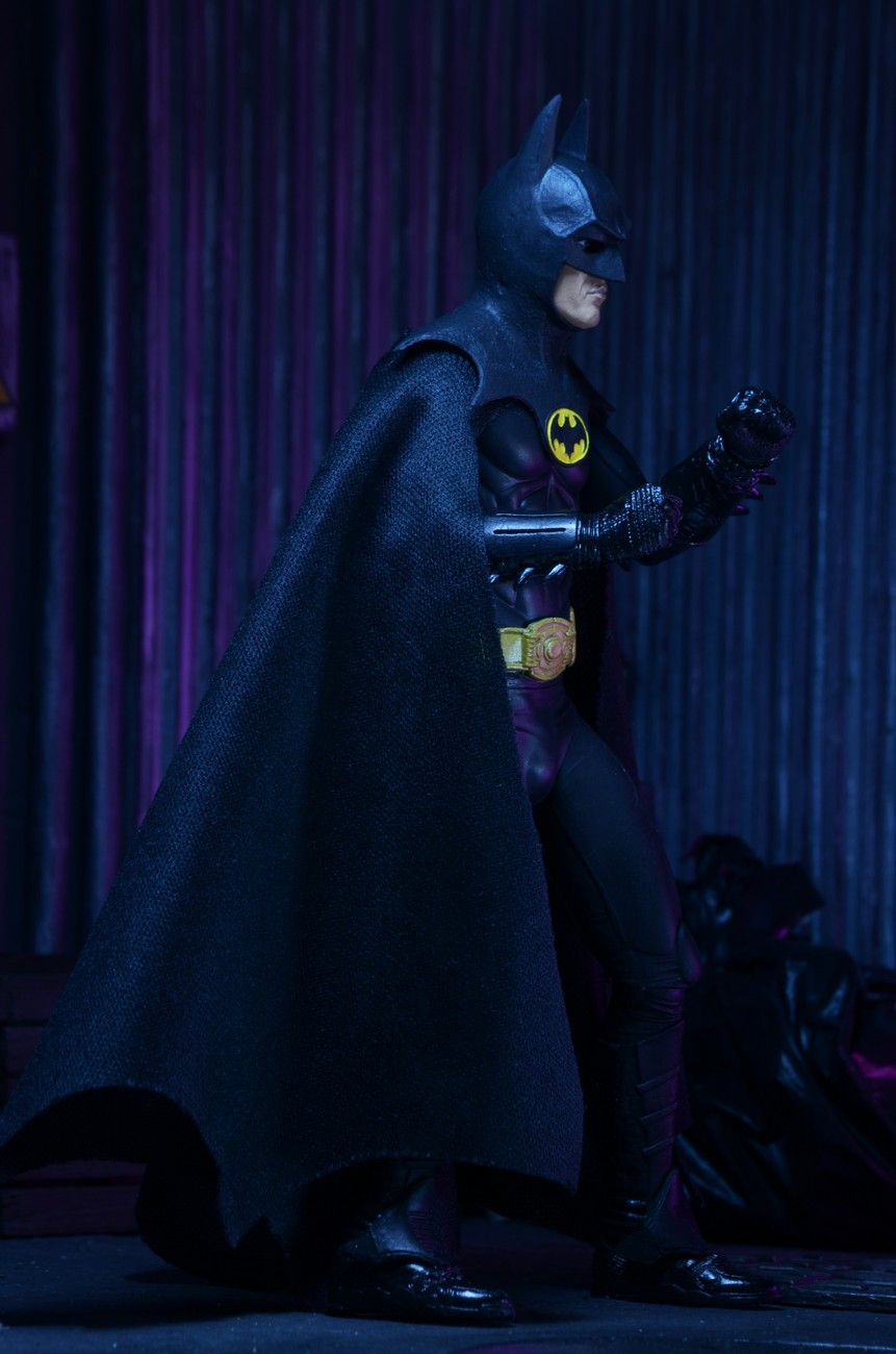 Closer Look 25th Anniversary 1989 Batman 7 Promo Figure