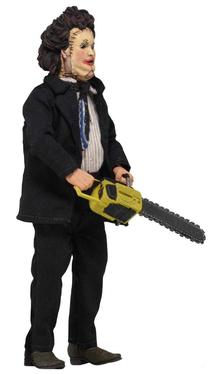 Texas Chainsaw Massacre 8 Clothed Action Figure