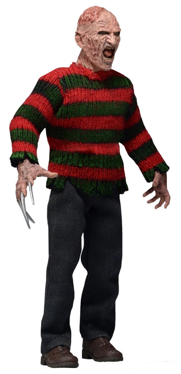 a7aa11278da69f Closer Look  Nightmare on Elm Street Part 2 Freddy 8″ Clothed Figure