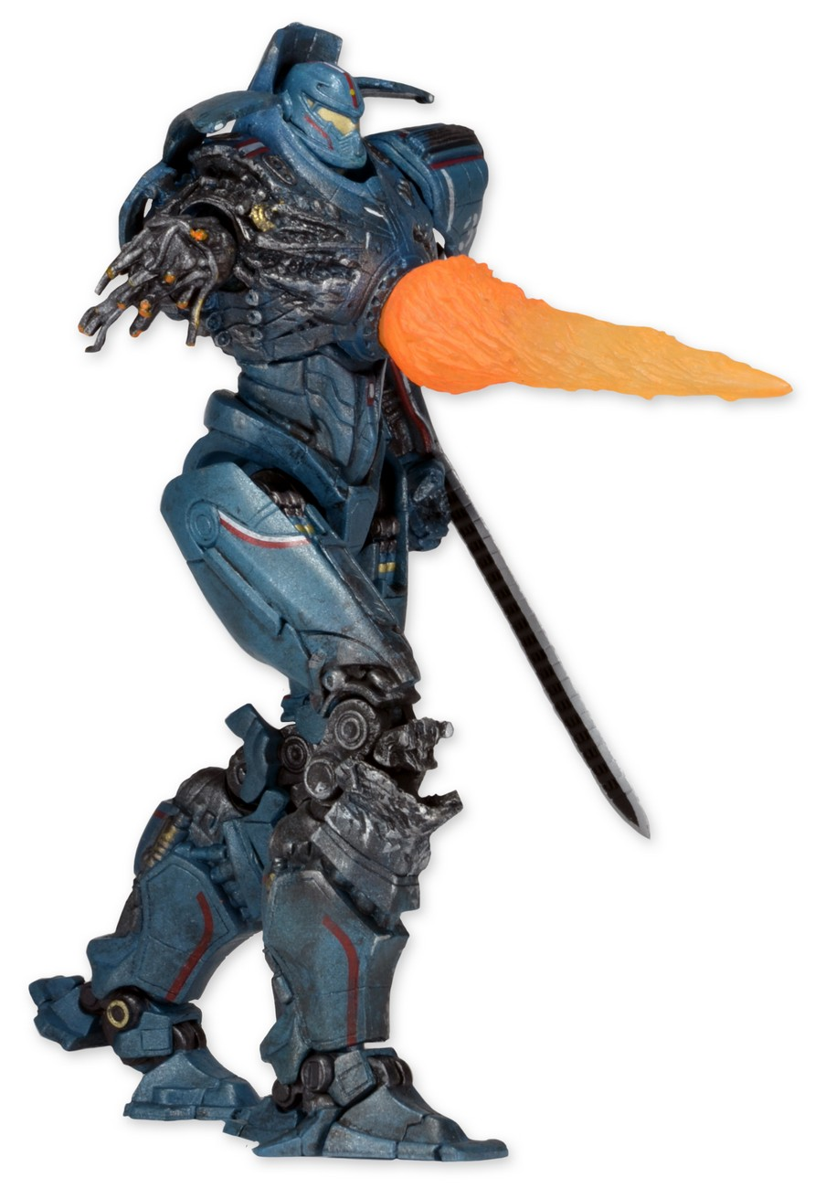 """DISCONTINUED – Pacific Rim – 7"""" Scale Action Figures ..."""