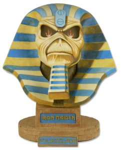 Iron Maiden - Life-Size Bust - Powerslave Limited Edition