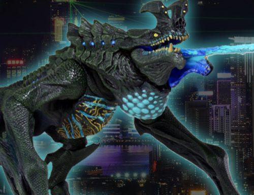 "Closer Look: Pacific Rim Otachi 7"" Ultra-Deluxe Action Figure"