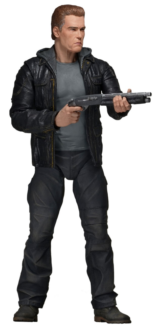 discontinued � terminator genisys � 7� scale action figure