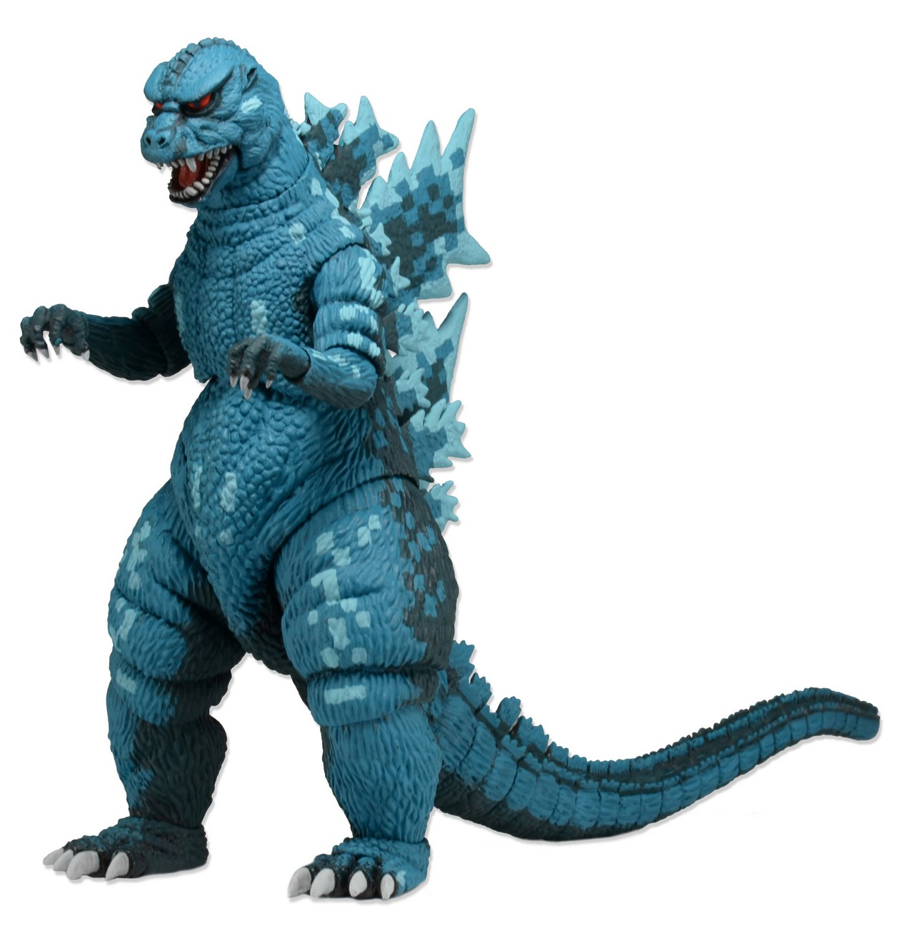 Godzilla 12 Head To Tail Action Figure Classic Video