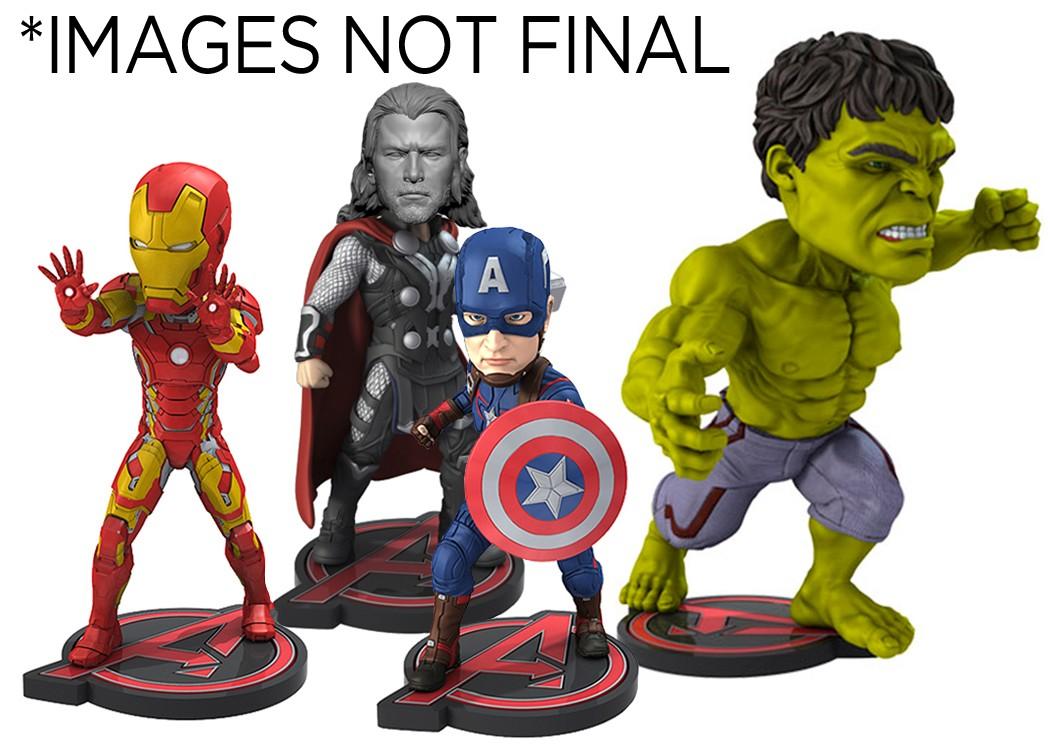 Avengers 2 Age Of Ultron Hulk Head Knocker Marvel Comics