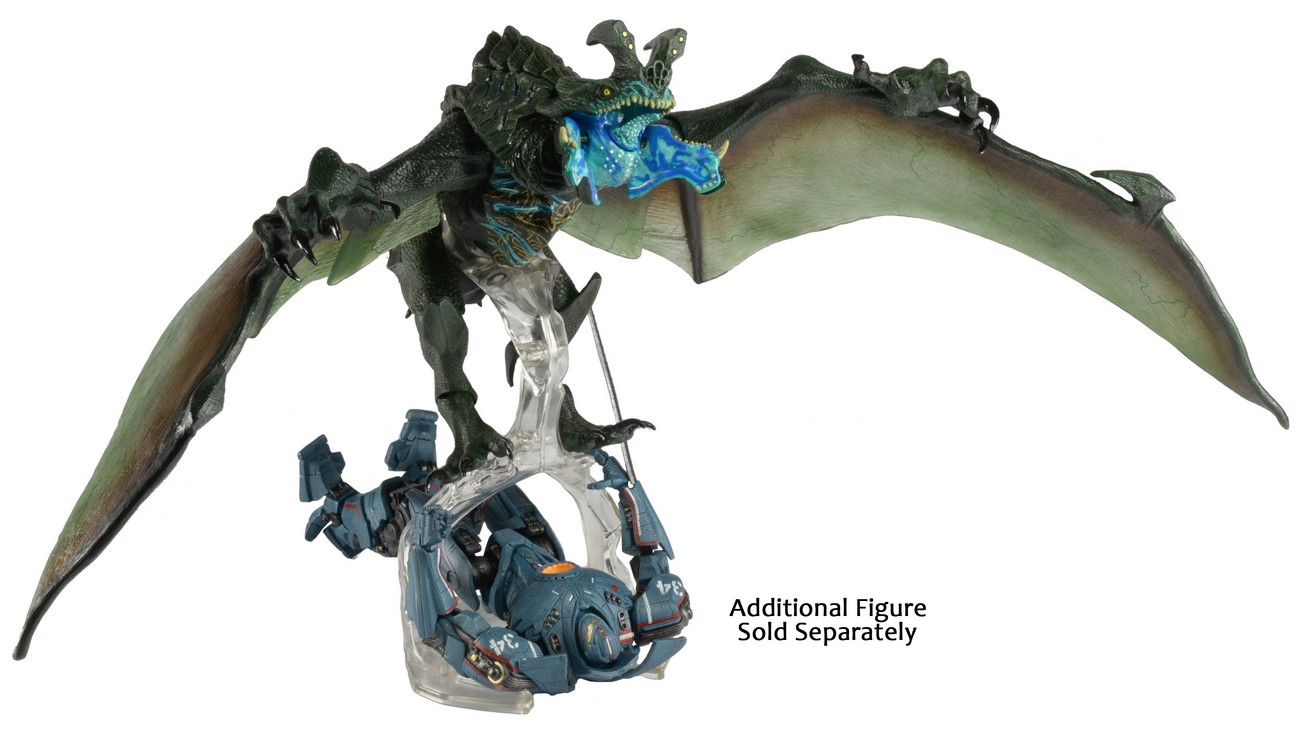 """DISCONTINUED – Pacific Rim – 7"""" Ultra Deluxe Action Figure ..."""