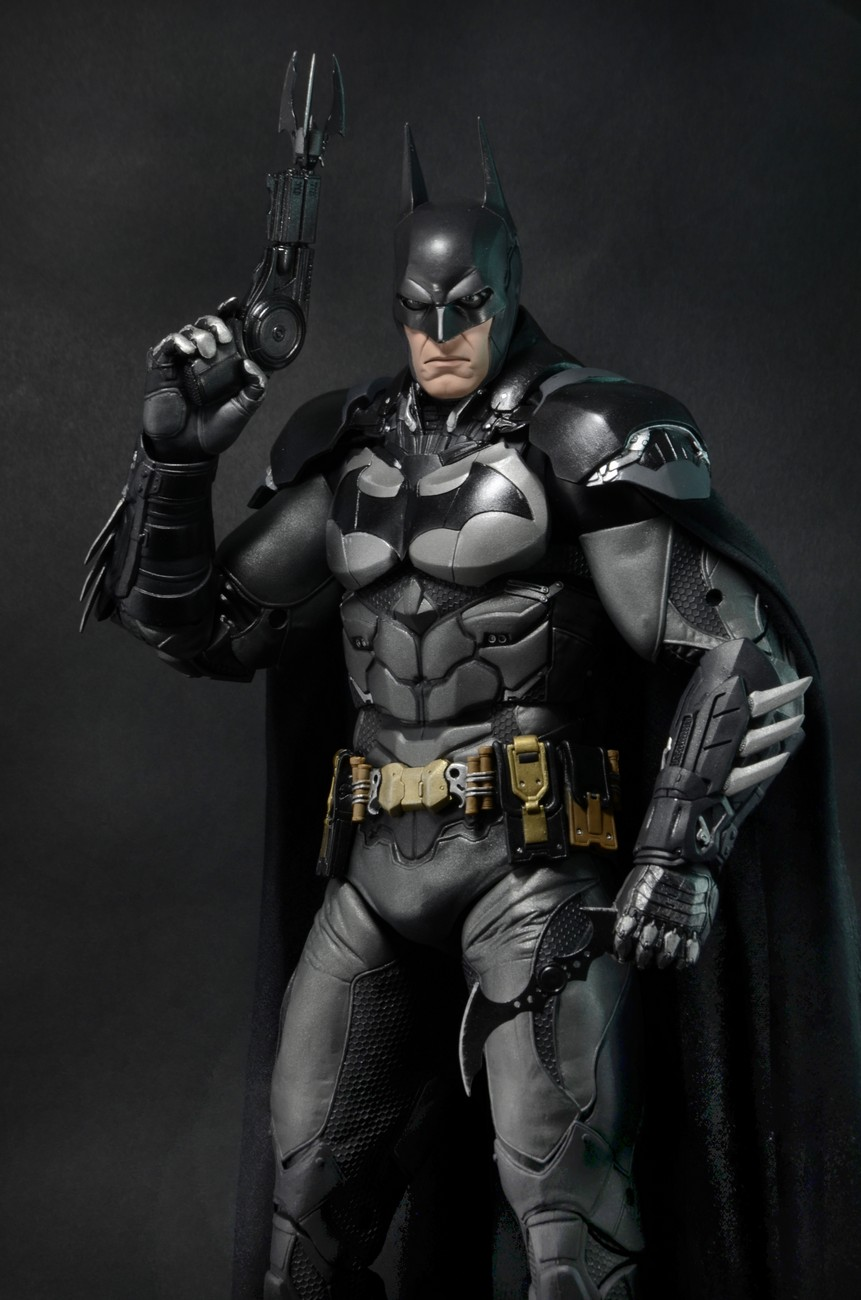 Shipping this Week: 1/4 Scale Batman Arkham Knight Figure ...