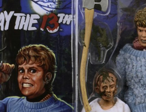 2015 Convention Exclusive Friday the 13th 8″ Action Figure 2-Pack Reveal and Tribute by Ari Lehman!