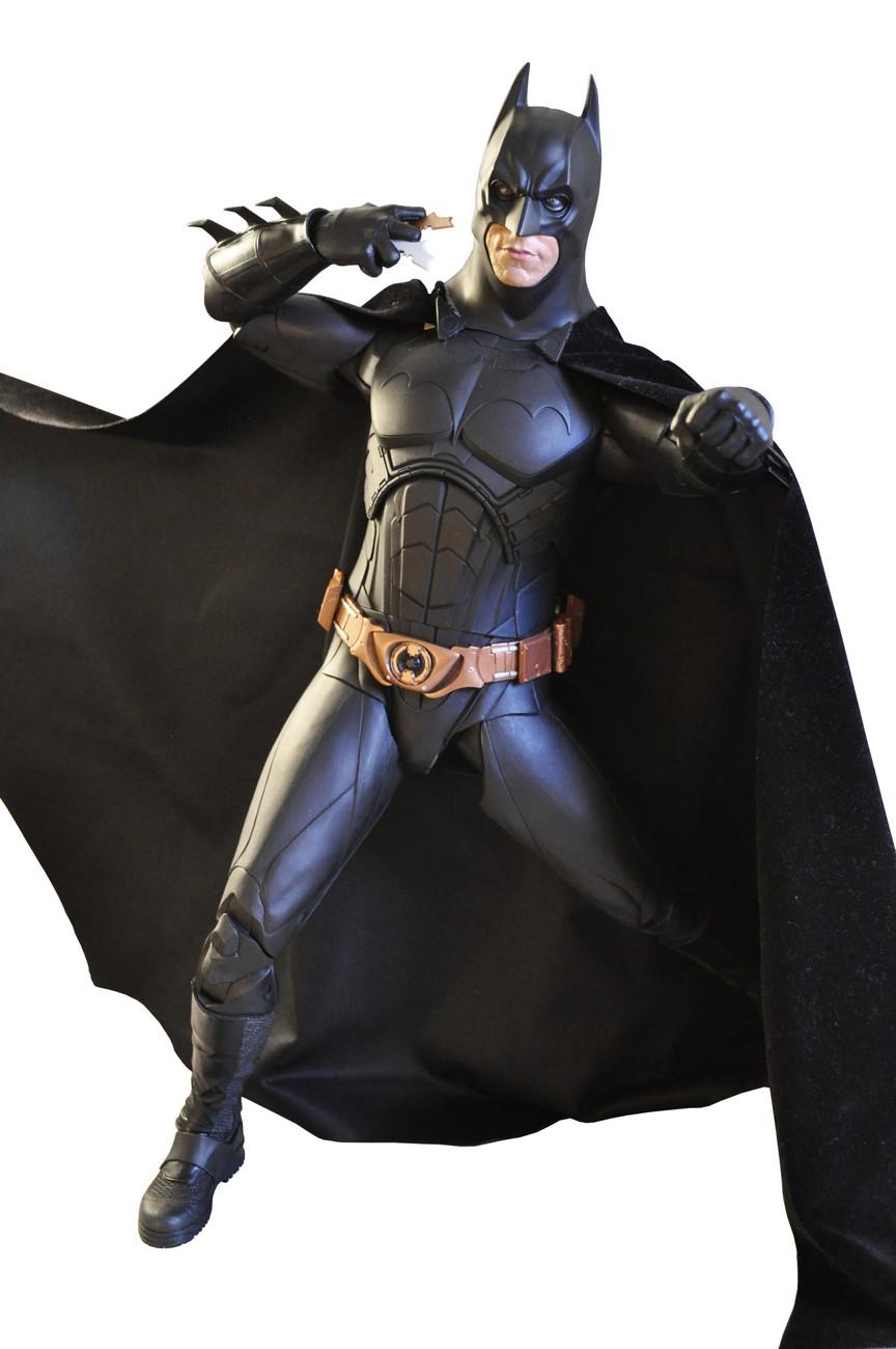 Batman Begins – 1/4 Scale Action Figure – Batman ...