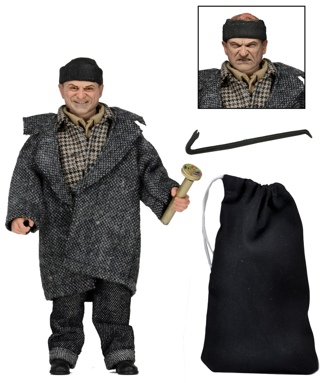 8″ Clothed Action Figures