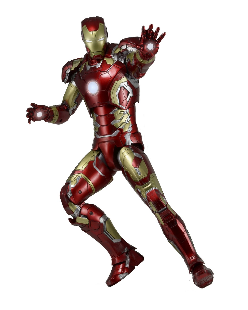 Avengers: Age of Ultron 1/4 Scale Iron Man Mark 43 ... Iron Man Avengers Full Body