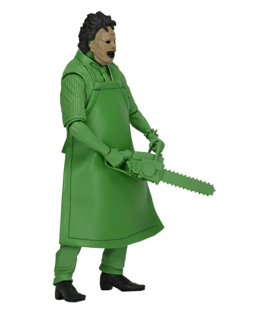 Discontinued Texas Chainsaw Massacre 7 Action Figure