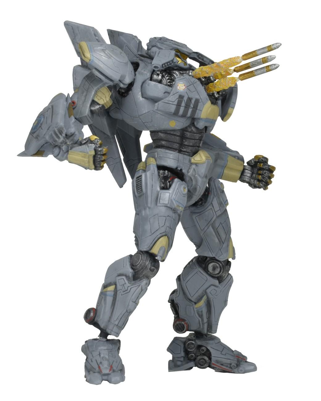 Pacific Rim Ultimate Striker Eureka Action Figure ...