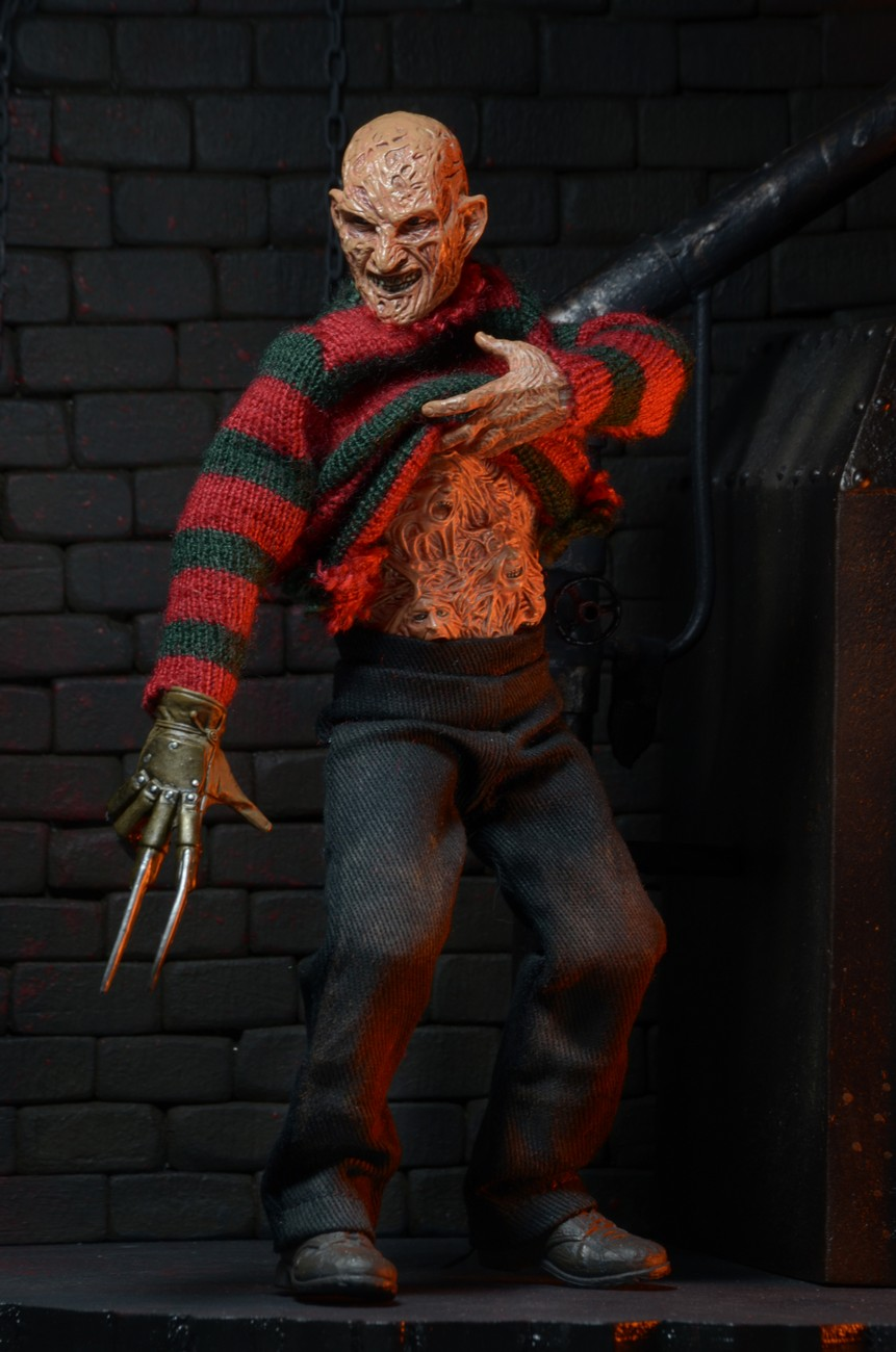 Closer Look Nightmare On Elm Street Dream Warriors Freddy