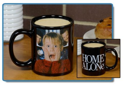 Home Alone – Ceramic Decal Mug