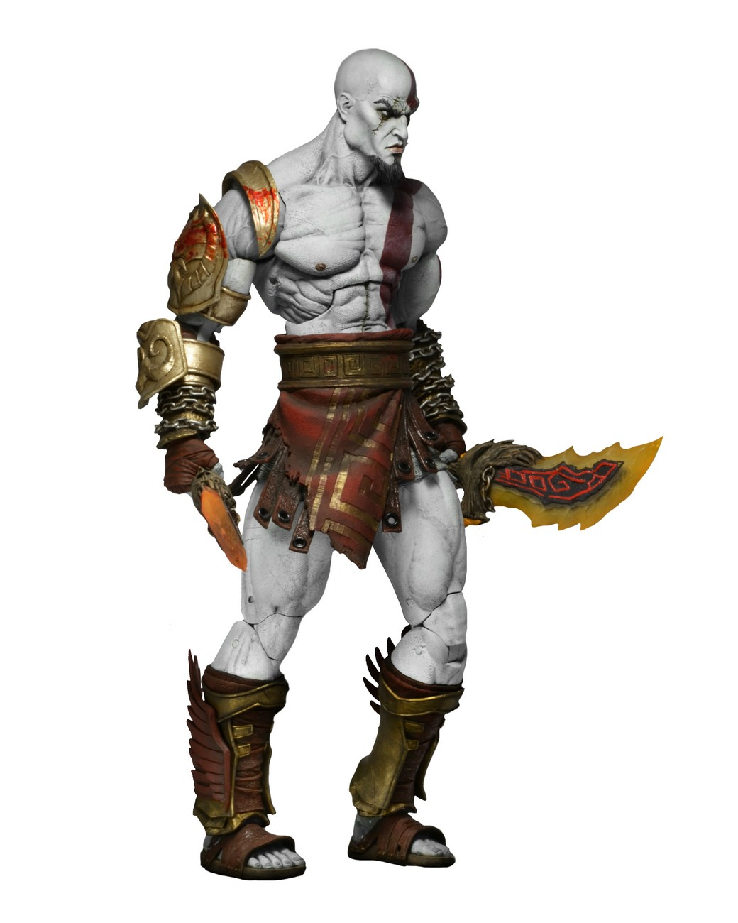 "DISCONTINUED – God of War III – 7"" Scale Action Figure ..."