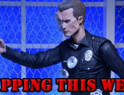 Shipping this Week: Terminator 2 Ultimate T-1000 7″ Scale Action Figure!