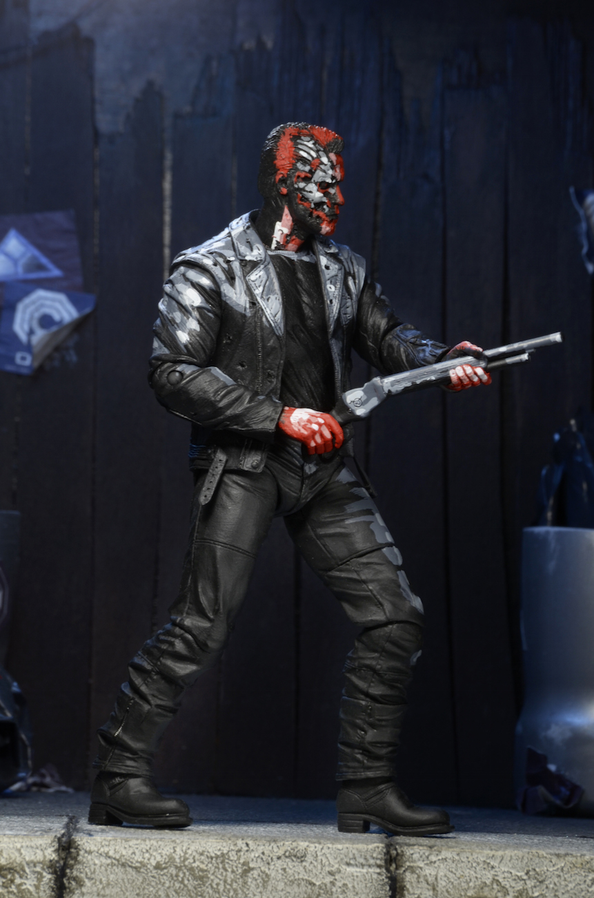 Terminator 2 7 Action Figure T 800 Classic Video