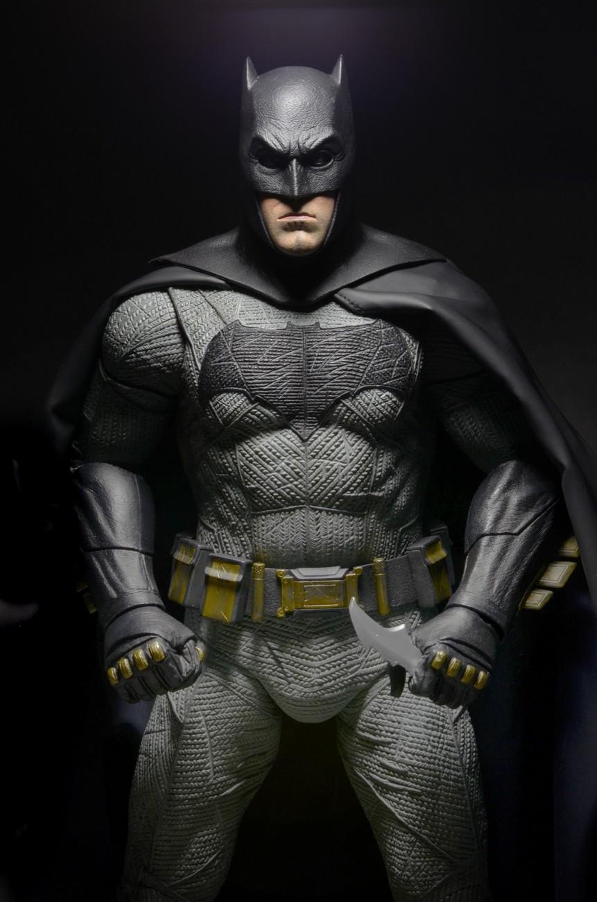 batman v superman dawn of justice 1 4 scale action figure