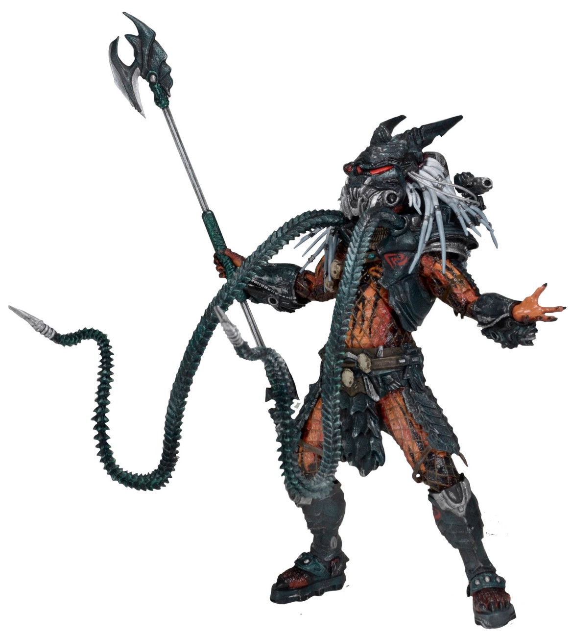 Wholesale Home Decor Items Predator 7 Quot Scale Action Figure Deluxe Clan Leader
