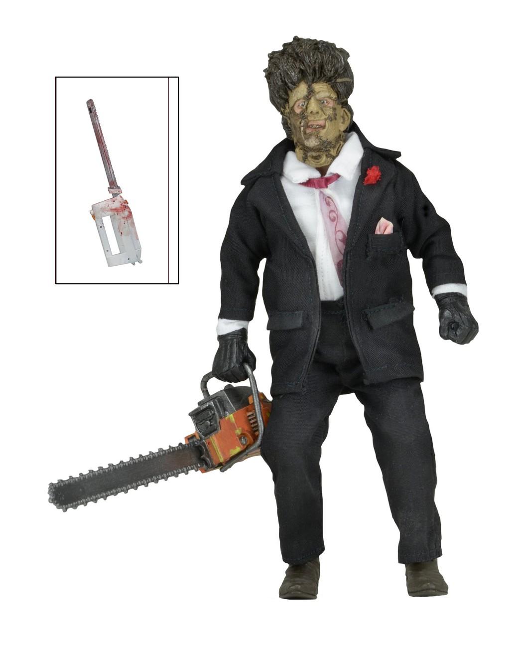 Resultado de imagem para Texas Chainsaw 2 Clothed Figure Leatherface - Neca