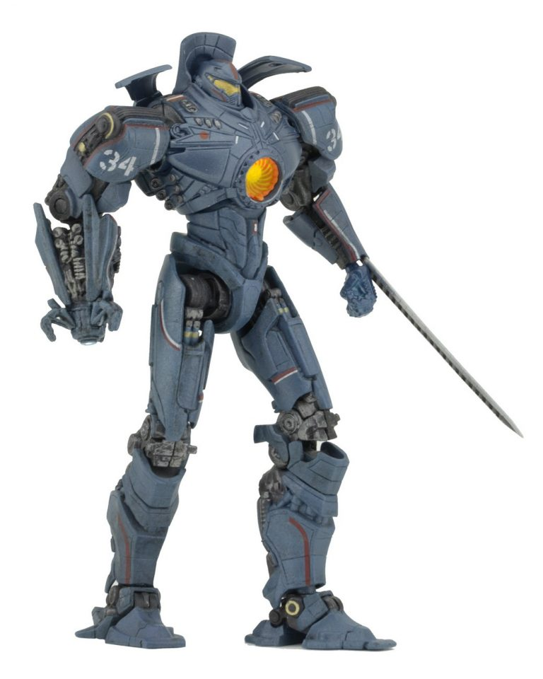 Pacific Rim 7 Quot Scale Action Figure Ultimate Gipsy Danger