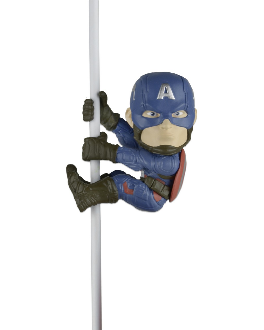 2 INCH SCALERS FIGURE NECA COLLECTS YOU MARVEL CAPTAIN AMERICA CIVIL WAR