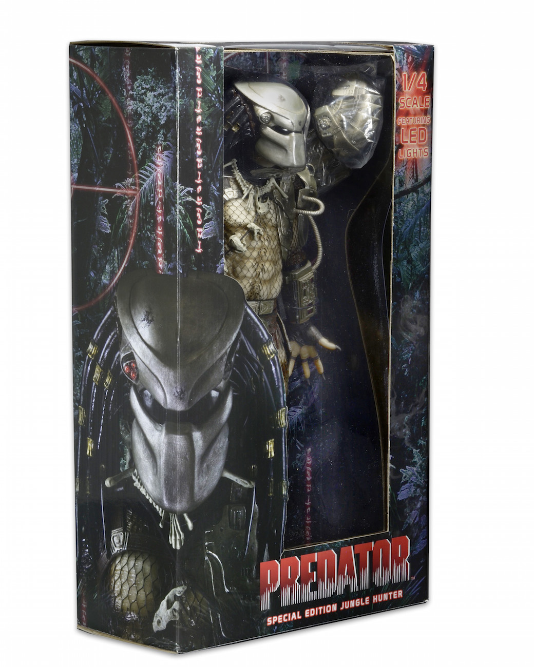 Shipping Soon 1 4 Scale Predator With Led Lights Pacific