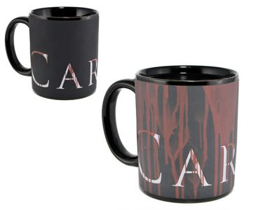 Carrie – Color-Changing Thermal Mug - Bloody Drips