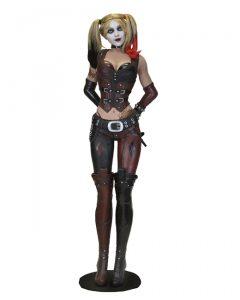 Batman: Arkham City – Life-Size Harley Quinn (Foam Replica)