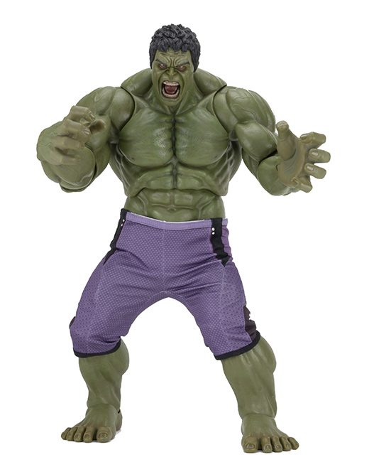 Avengers age of ultron 14 scale action figure hulk 650h hulk item number 61416 upc 6 34482 61416 7 release date september 2016 publicscrutiny Images