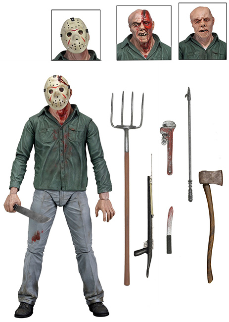 650h  Ultimate F13 Part 3 Jason1