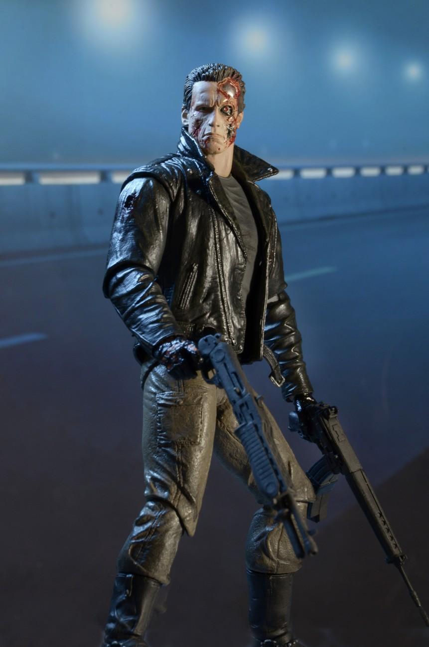 Terminator 7 Quot Action Figure Police Station Assault