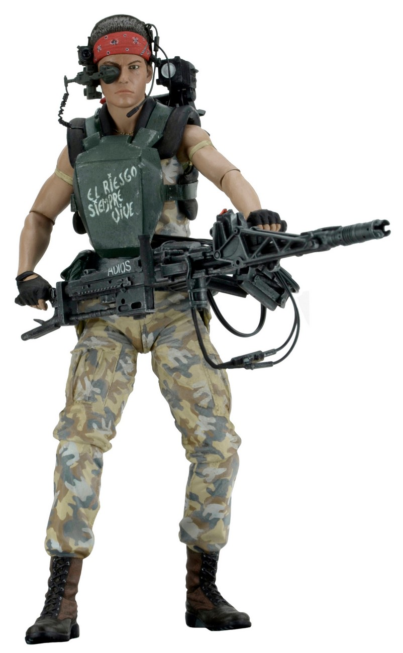 DISCONTINUED – Aliens – 7″ Scale Action Figures – Series 9 ...
