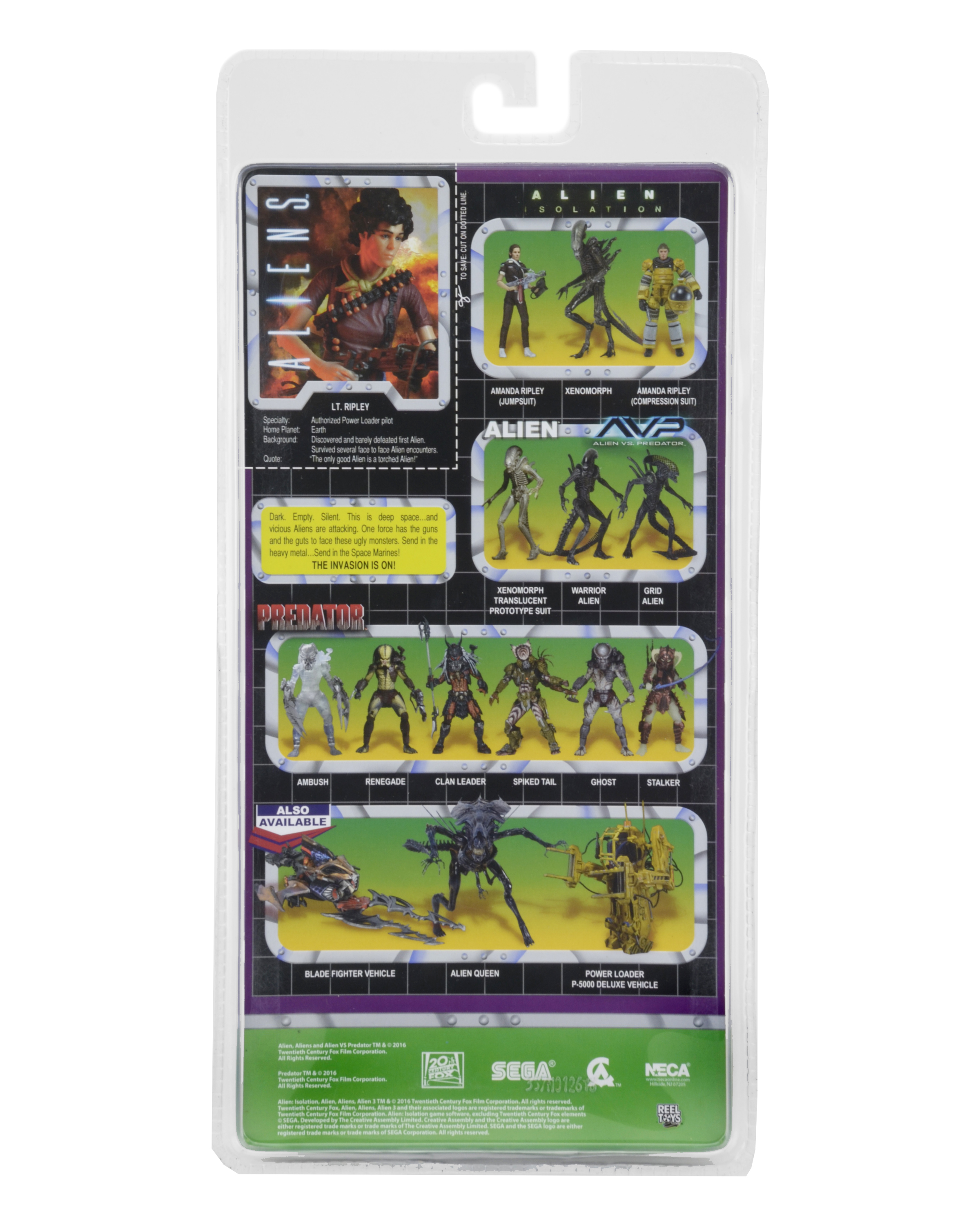 Alienday426 kenner tribute ripley figure for Home decor kenner