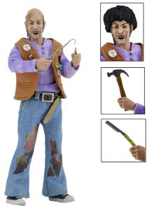 "Texas Chainsaw Massacre 2 - 8"" Clothed Figure - Chop Top"