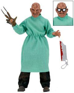 "Nightmare on Elm Street Part 4 - 8"" Clothed Figure – Surgeon Freddy"