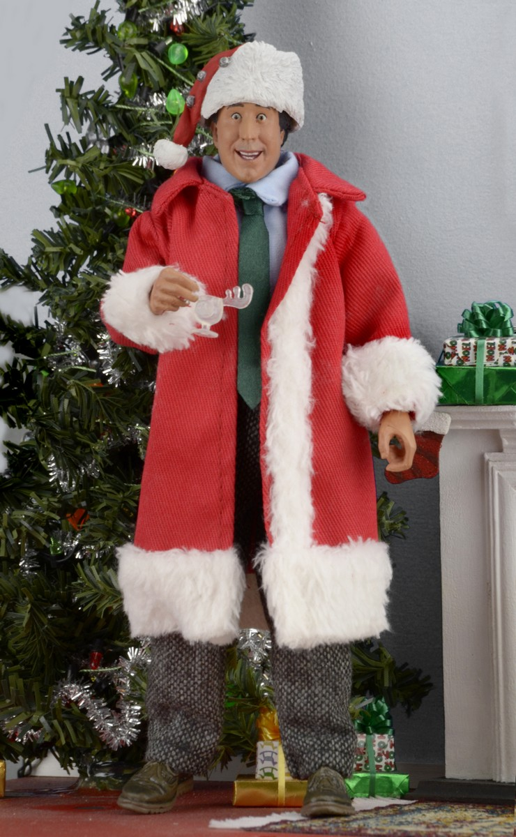 Chevy Chase Christmas Vacation.National Lampoon S Christmas Vacation 8 Clothed Figure