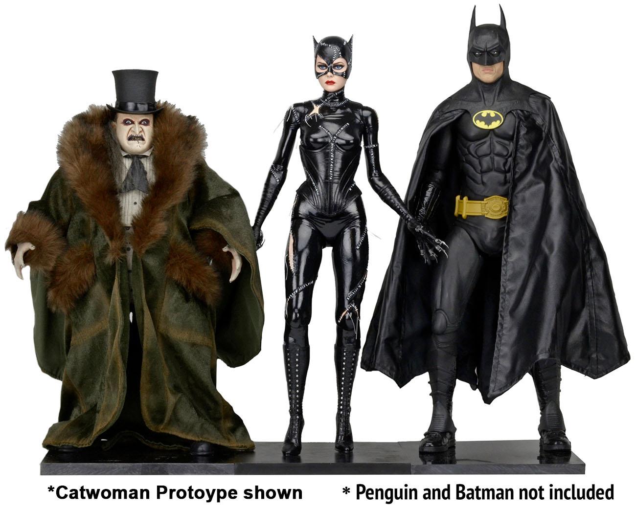 batman returns 14 scale action figure catwoman michelle
